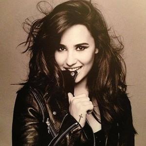 Demi Lovato en Monterrey 2014