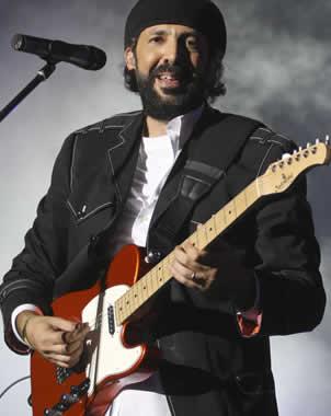 Juan Luis Guerra en Monterrey 2013