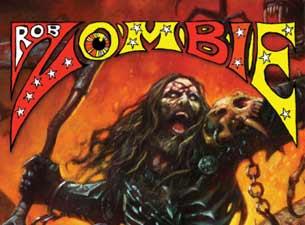 Rob Zombie en Guadalajara 2014
