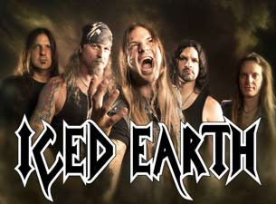 Iced Earth en Mexico DF 2014