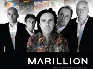 Marillion en Mexico DF 2014