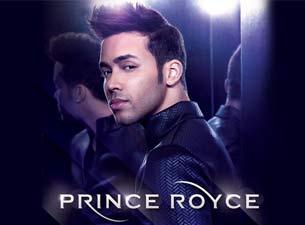 Prince Royce en Mexico DF 2014