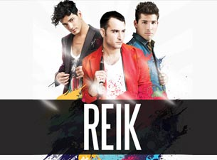 Reik en Mexico DF 2014