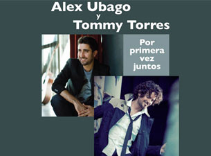 Alex Ubago & Tommy Torres en Guadalajara 2014
