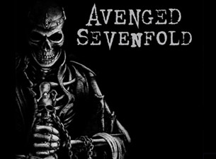 Avenged Sevenfold en Mexico DF 2014