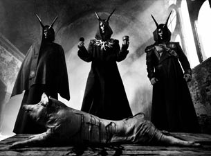 Behemoth en Mexico DF 2014