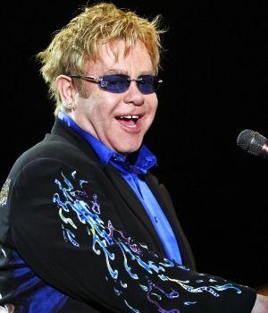 Elton John en Barcelona 2014