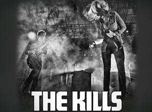 The Kills en Guadalajara 2014