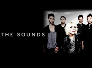 The Sounds en Mexico DF 2014