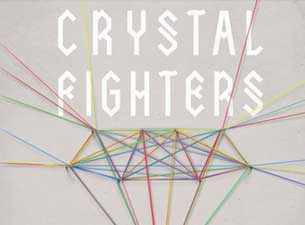 Crystal Fighters en Mexico DF 2014