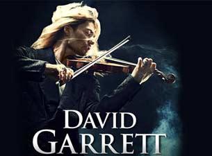 David Garrett en Monterrey 2014