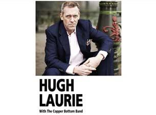 Hugh Laurie en Mexico DF y Guadalajara 2014