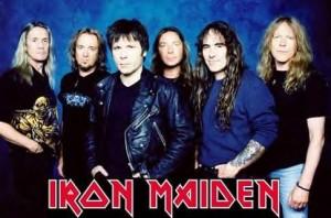 Iron Maiden en Barcelona y Barakaldo 2014