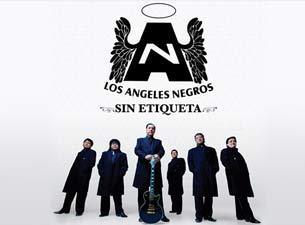 Los Ángeles Negros en Mexico DF 2014