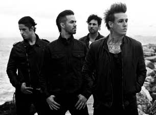 Papa Roach en Mexico DF 2014