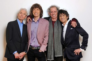 The Rolling Stones en Madrid 2014