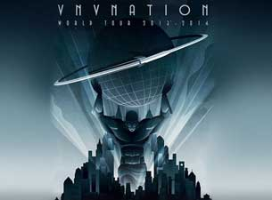 VNV Nation en Mexico DF 2014