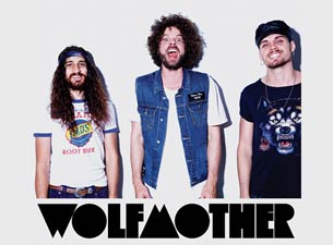 Wolfmother en Mexico DF 2014