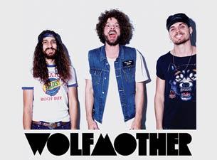 Wolfmother en Mexico DF 2014