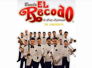 Banda El Recodo en Monterrey 2014
