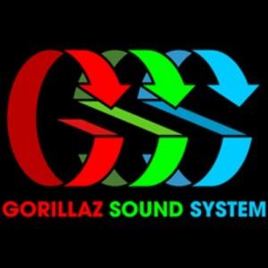 Gorillaz en Mexico DF 2014