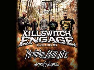 Killswitch engage en Guadalajara 2014