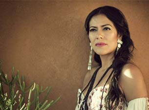 Lila Downs en Mexico DF 2014