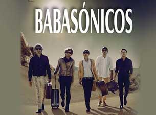Babasónicos en Guadalajara 2014