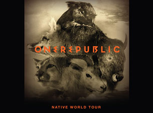 OneRepublic en Mexico DF 2014
