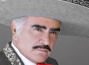 Vicente Fernández en Mexico DF 2014