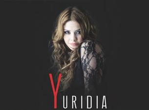 Yuridia en Guadalajara 2014