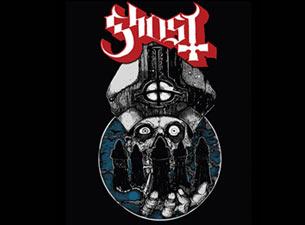 Ghost en Guadalajara y México DF 2014