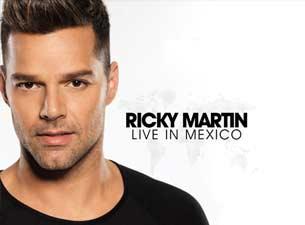 Ricky Martin en Guadalajara 2014
