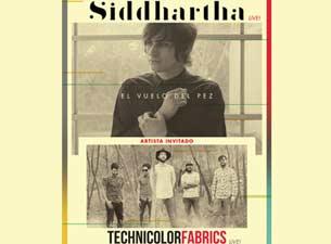 Siddhartha en Guadalajara 2014