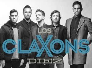 Los Claxons en Mexico DF 2014