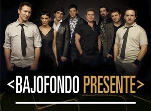 Bajofondo en Guadalajara 2014