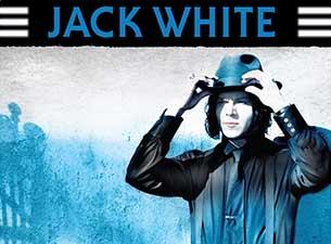 Jack White en Mexico 2014