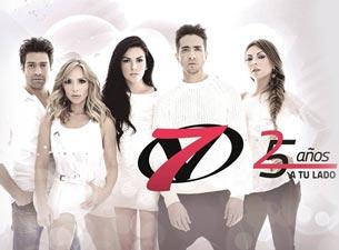 OV7 en Guadalajara 2014