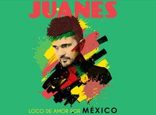 Juanes en Mexico DF 2014