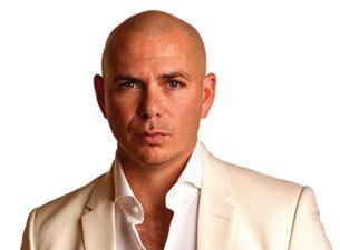Pitbull en México DF y Monterrey 2014
